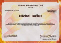 Certifikát Adobe Photoshop - pokročilí