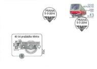 Pamětní pohlednice při vydání poštovní známky