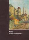 Kniha Malíři Mladoboleslavska