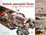 Kniha Historie automobilů Škoda – od roku 1905 do současnosti