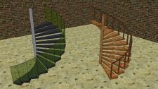 Návrh schodiště ve SketchUp Pro 2015